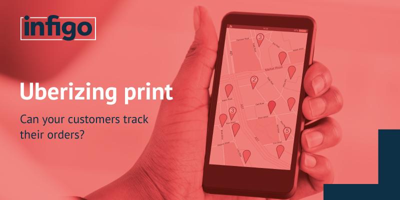 Blog: Uberizing print