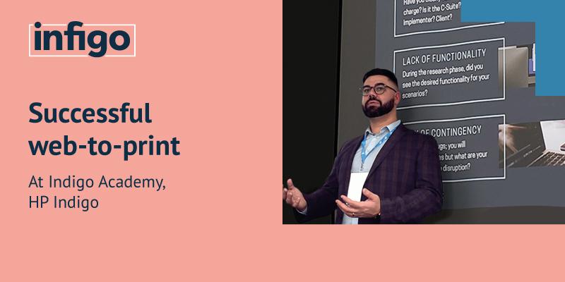 Blog: Successful web-to-print