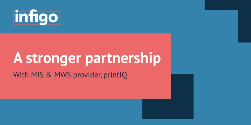 Blog: A stronger partnership with printIQ