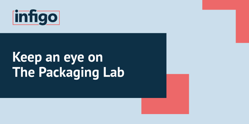 Blog: Keep an eye on The Packaging Lab