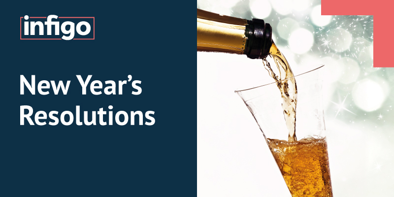 Blog: Infigo's New Year's Resolutions 2021