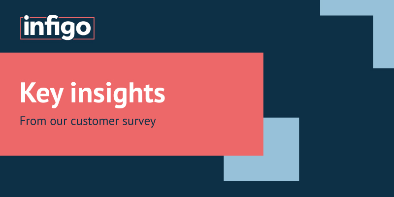 Blog: Key insights from our customer survey