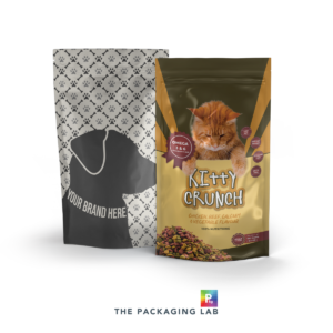 Thumbnail: The Packaging Lab Pet Food Pouches