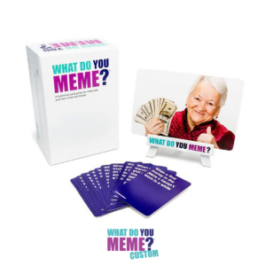 Thumbnail: What Do You Meme? custom card game