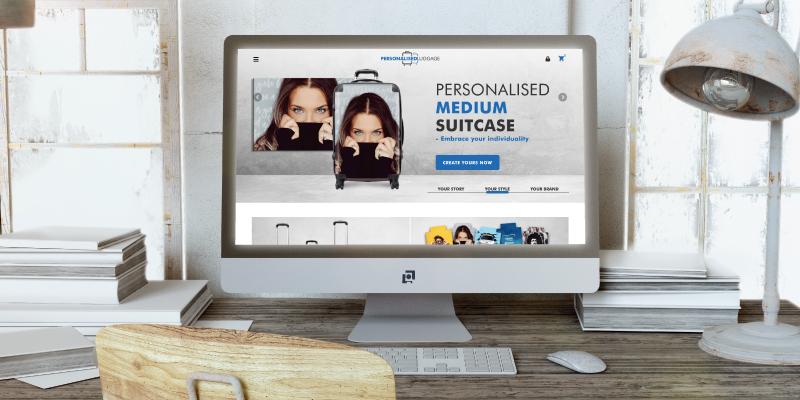 Case study: Personalised Luggage