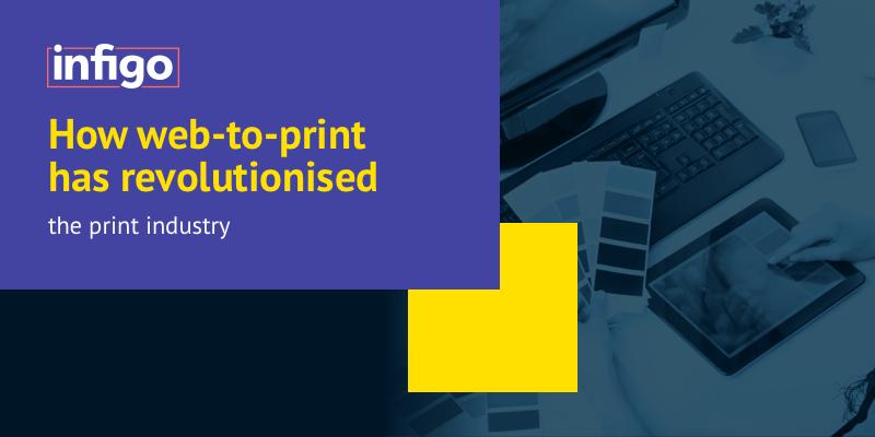 Infigo web-to-print revolution white paper